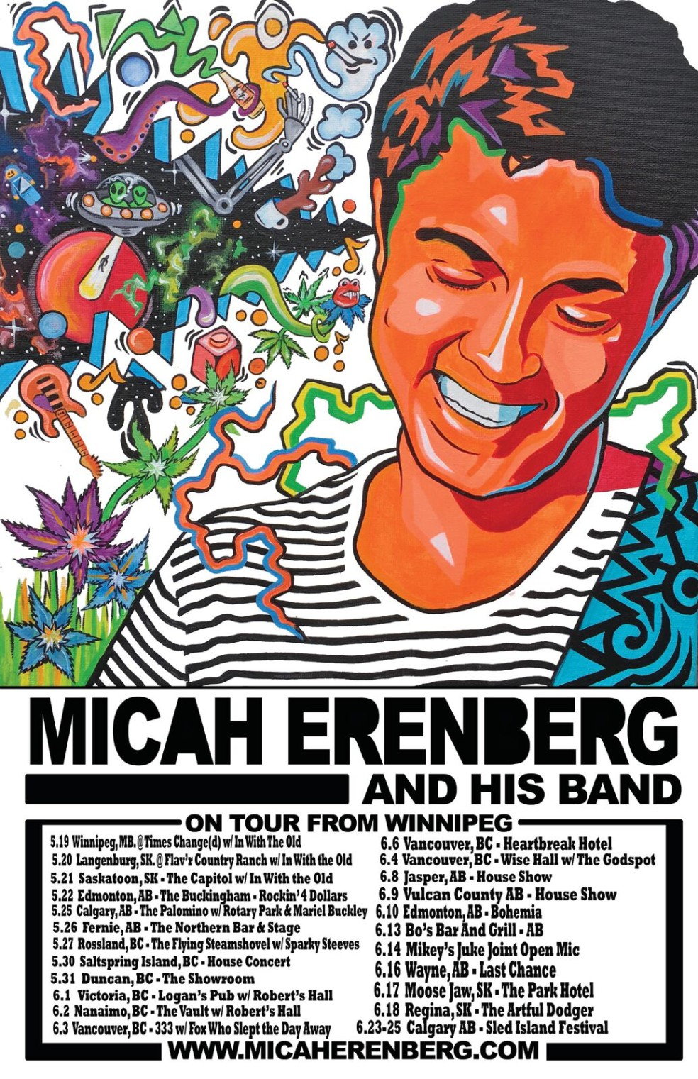 Micah Tour Poster (5.24 update)
