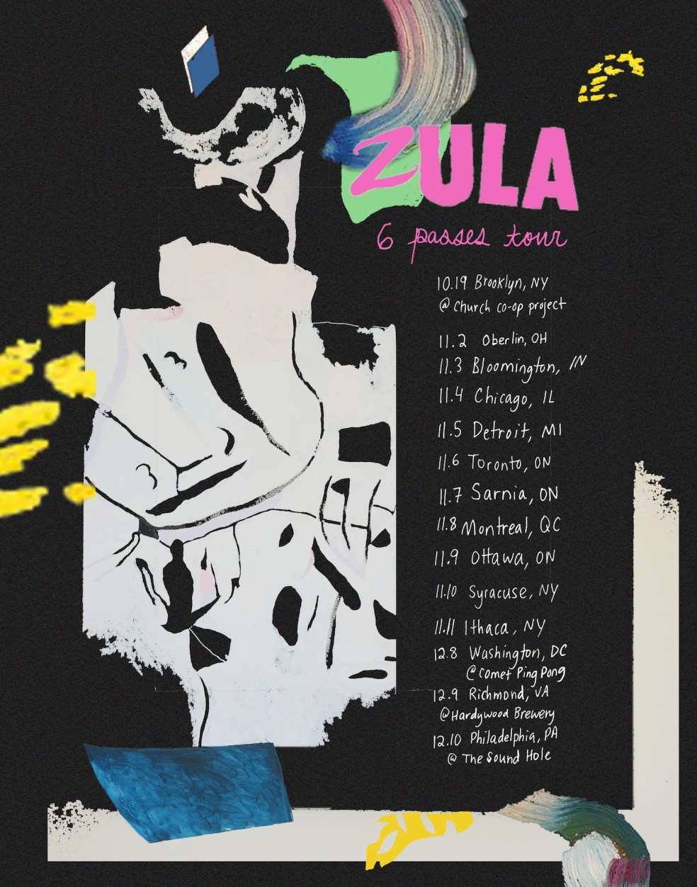 Zula November 2017 Tour Poster (web res)